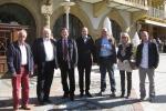Stadtrundgang in Bade Wildbad mit Bürgermeister Mack