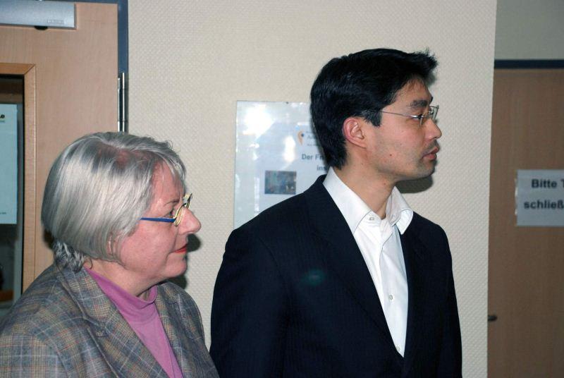 Dr. Rösler zu Besuch in Herrenberg