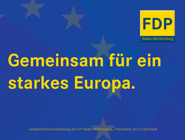 Fdp Europawahl Liste